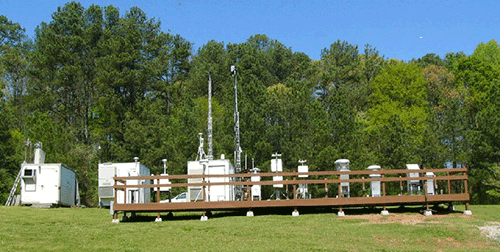 Ga Air Monitoring Photo
